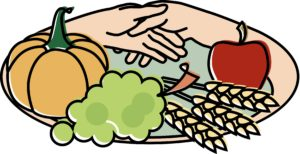 Harvest Dinner graphic