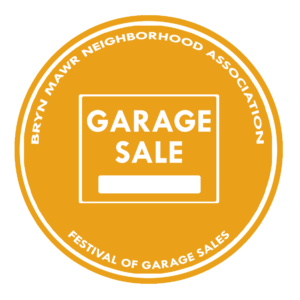 Festival of Garage Sales Logo