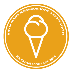 Ice Cream Scoop Off Logo
