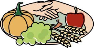 Harvest Dinner graphic